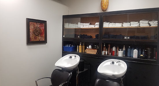 FULL SERVICE SALON